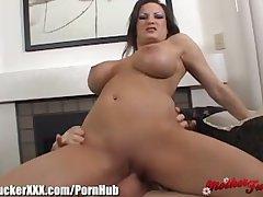 MotherFucker Huge Tit MILF obtain Slammed