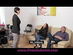 FemaleAgent Titillating Russian doll
