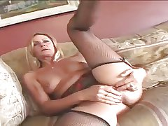 Sexy MILF Ginger Tad Fucked nearby get under one's Aggravation
