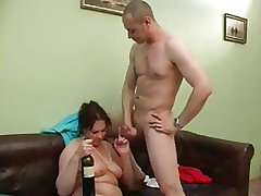 Russian MILF and guy - 40