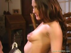 Milf Eva Notty gets will not hear of moist pussy pummelled