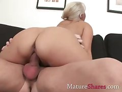 Big dick be worthwhile for natural mature pussy