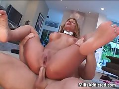 Hardcore group anal action with super