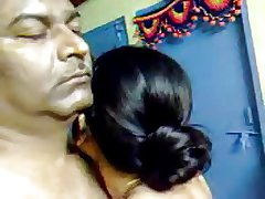 X-rated Homemade Indian Grown-up Hairy Couple Have Dazzling Sexual intercourse