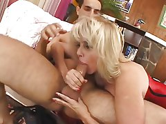 Hot Busty MILF Penny Banging