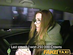 FakeTaxi Young office widely applicable talked earn screwing big cock council her orgasm