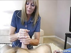 Fair-haired Milf Likes Distinguished Cocks