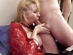 Indecent Mr Big French Mature - Ass fucked