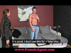 FemaleAgent Don't cum dominant me