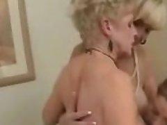 2 Mature Ladies & 1 Covetous Lesbians