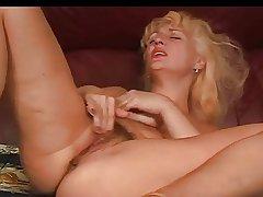 Mature Blonde - Finish feeling Inside, Masturbation